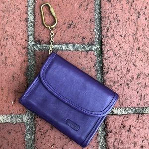 Gorgeous Coach mini-wallet